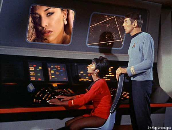 cosa guardano sull'Enterprise