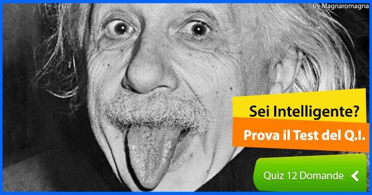 test intelligenza 12 domande