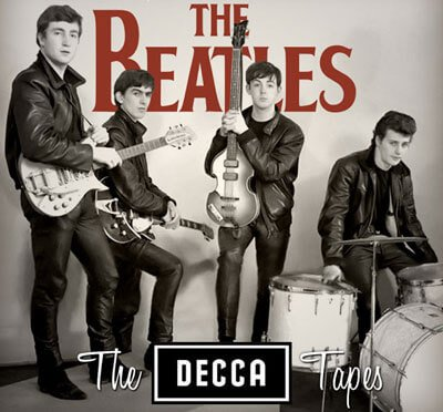 The Beatles nei Decca studios