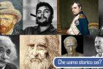 personaggi storici maschili